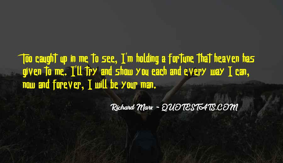 Richard Marx Quotes #94162