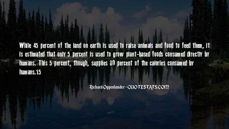 Richard Oppenlander Quotes #1230608
