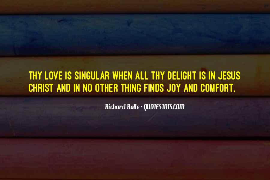 Richard Rolle Quotes #290014