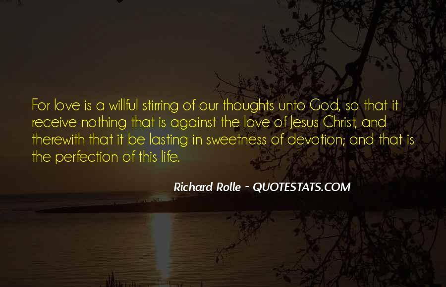 Richard Rolle Quotes #362702