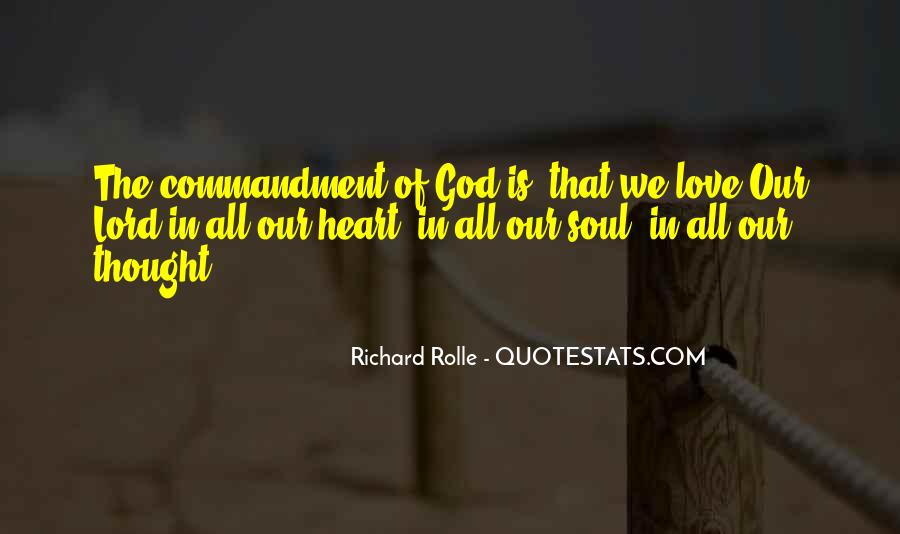 Richard Rolle Quotes #587528