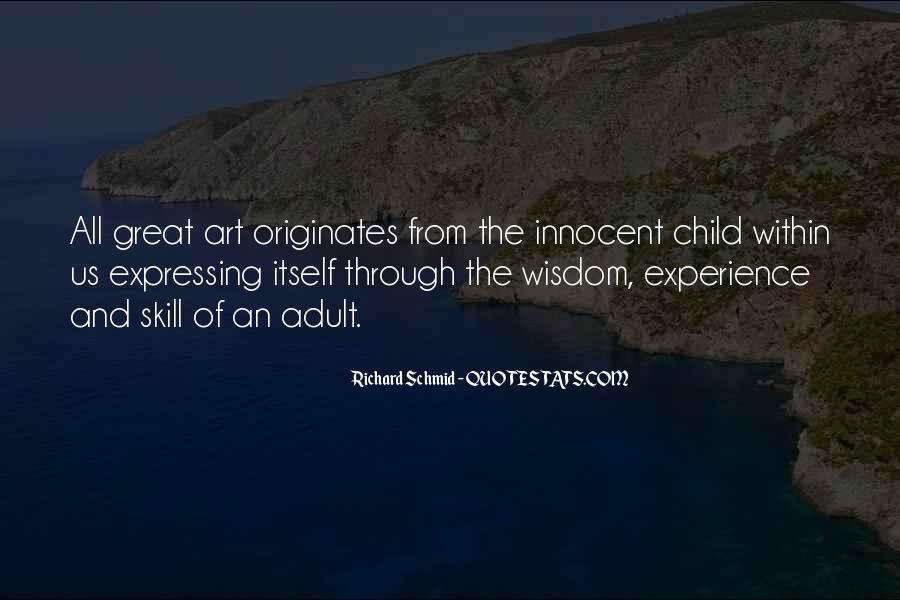 Richard Schmid Quotes #998642