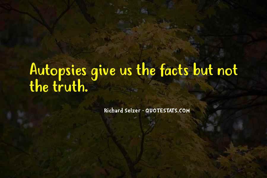Richard Selzer Quotes #183699
