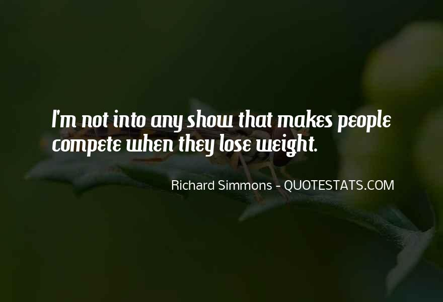 Richard Simmons Quotes #1126942