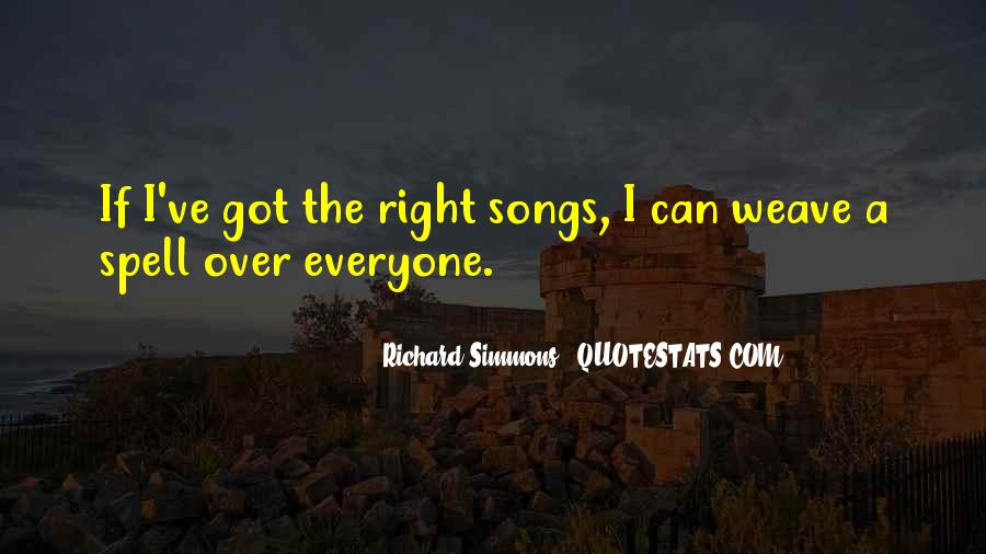 Richard Simmons Quotes #1142963