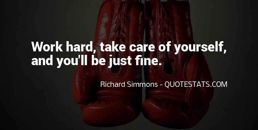 Richard Simmons Quotes #1214052