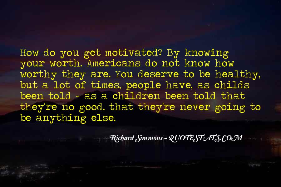 Richard Simmons Quotes #1328581