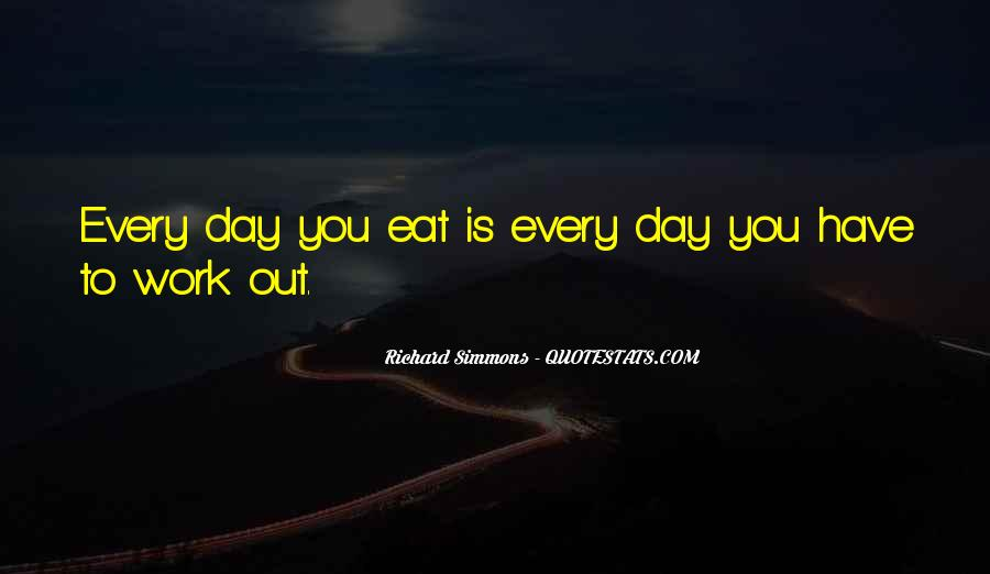 Richard Simmons Quotes #1496649