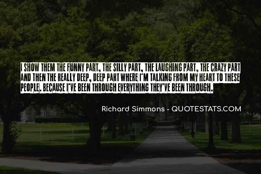 Richard Simmons Quotes #1549706