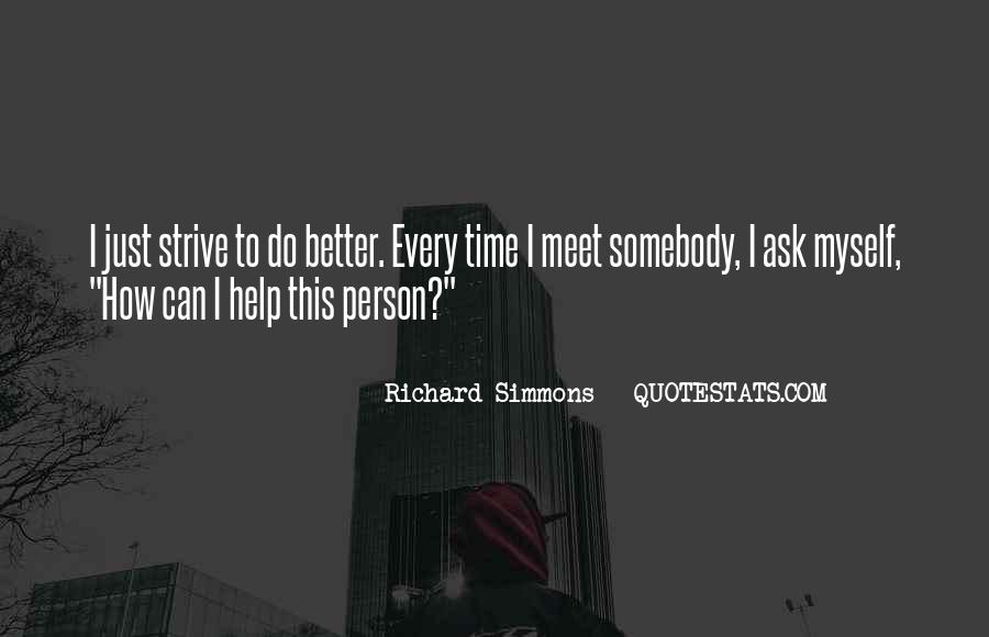 Richard Simmons Quotes #1599710