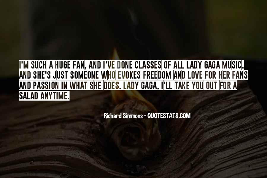 Richard Simmons Quotes #1679146