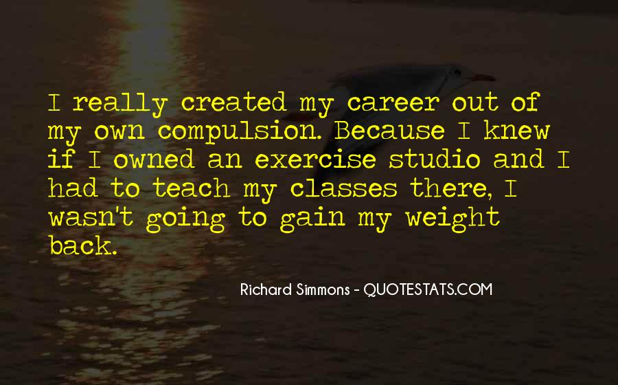 Richard Simmons Quotes #1752067
