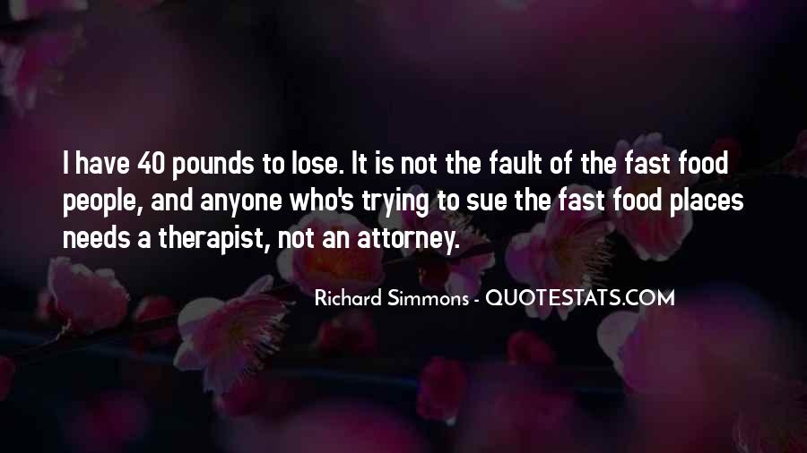 Richard Simmons Quotes #325900