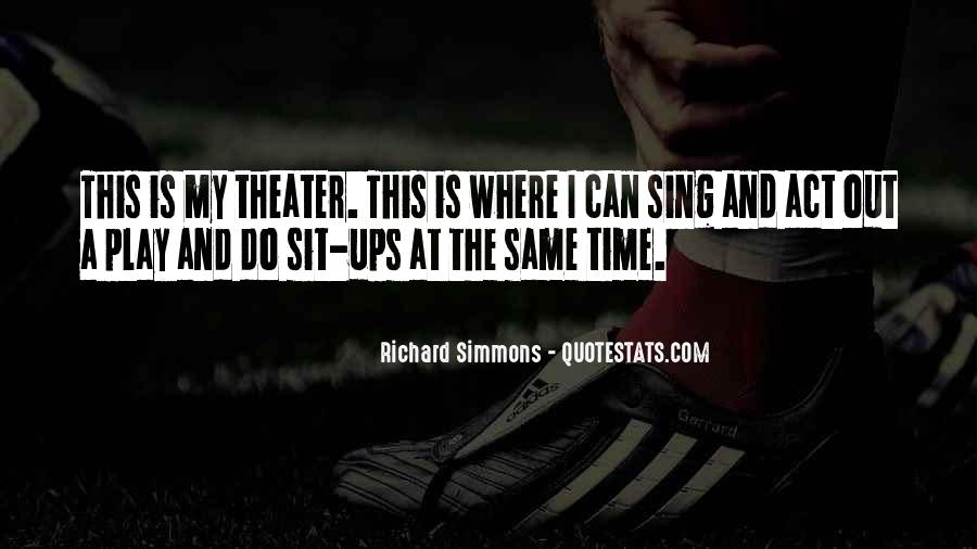 Richard Simmons Quotes #530138
