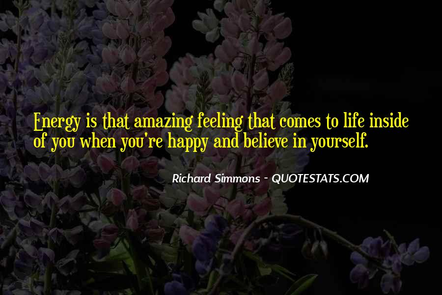 Richard Simmons Quotes #532361
