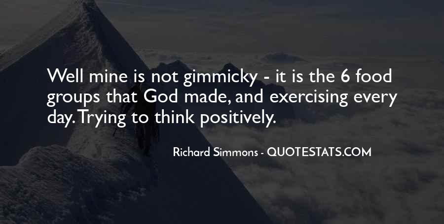 Richard Simmons Quotes #682858