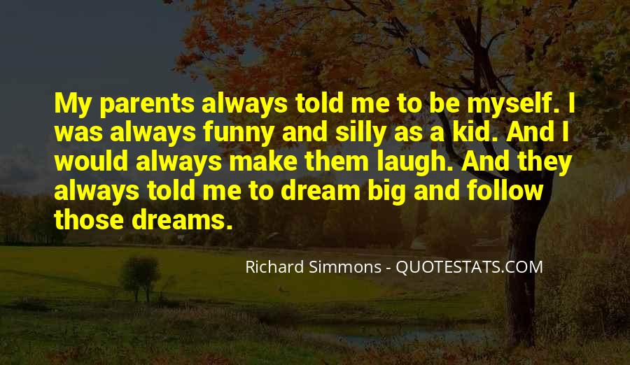 Richard Simmons Quotes #966805