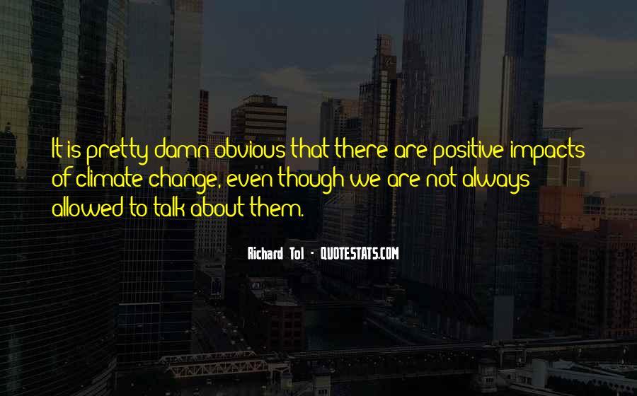 Richard Tol Quotes #208161
