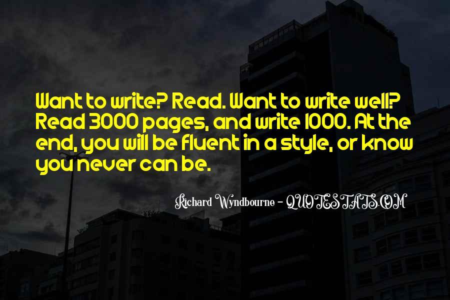 Richard Wyndbourne Quotes #419876
