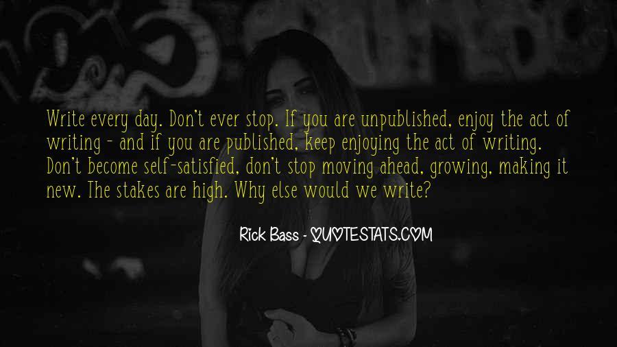 Rick Bass Quotes #1590190