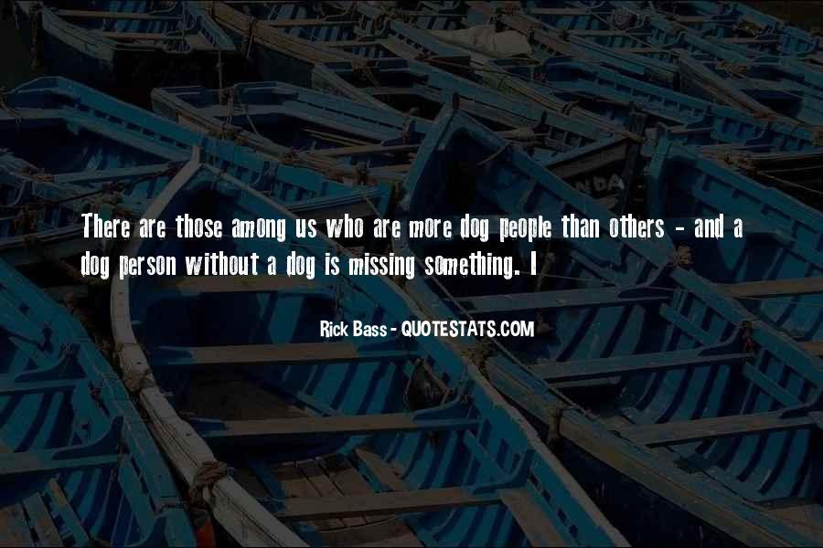 Rick Bass Quotes #242449