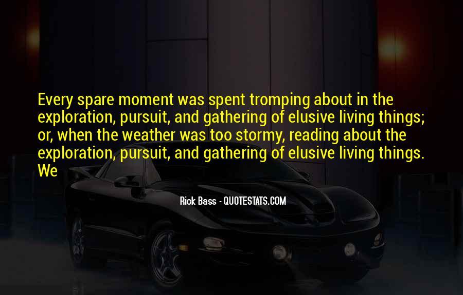 Rick Bass Quotes #474172