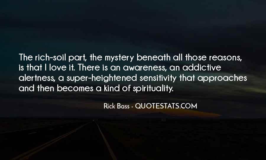 Rick Bass Quotes #567173