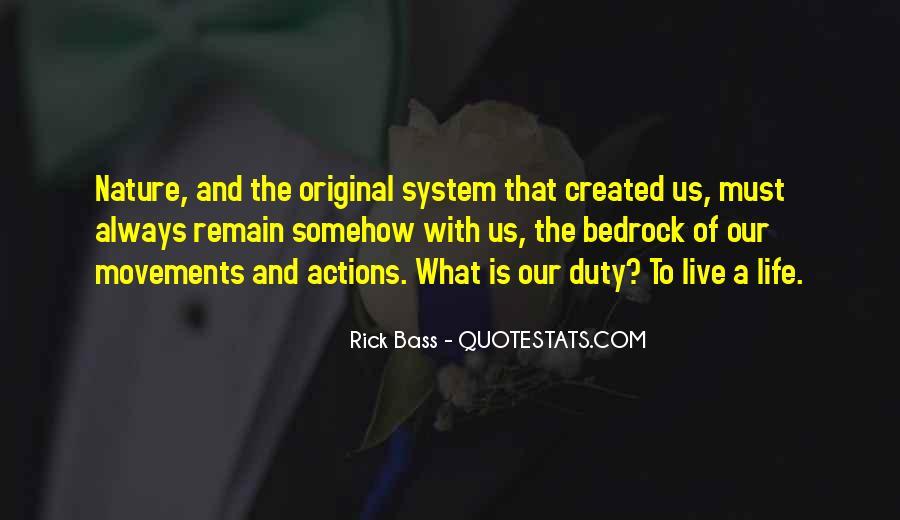 Rick Bass Quotes #726472