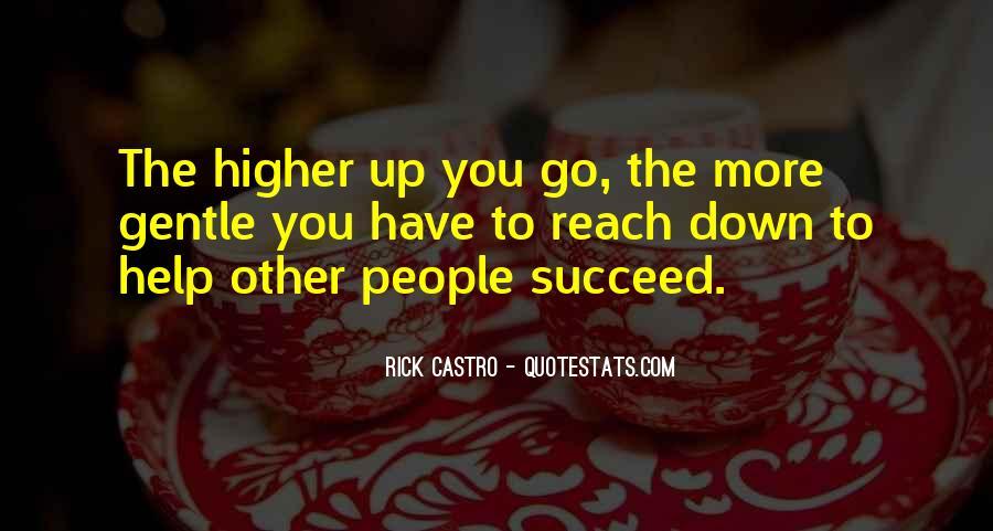 Rick Castro Quotes #1577555