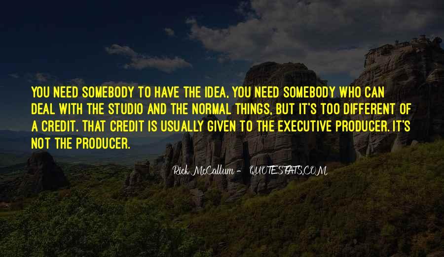 Rick McCallum Quotes #1009890