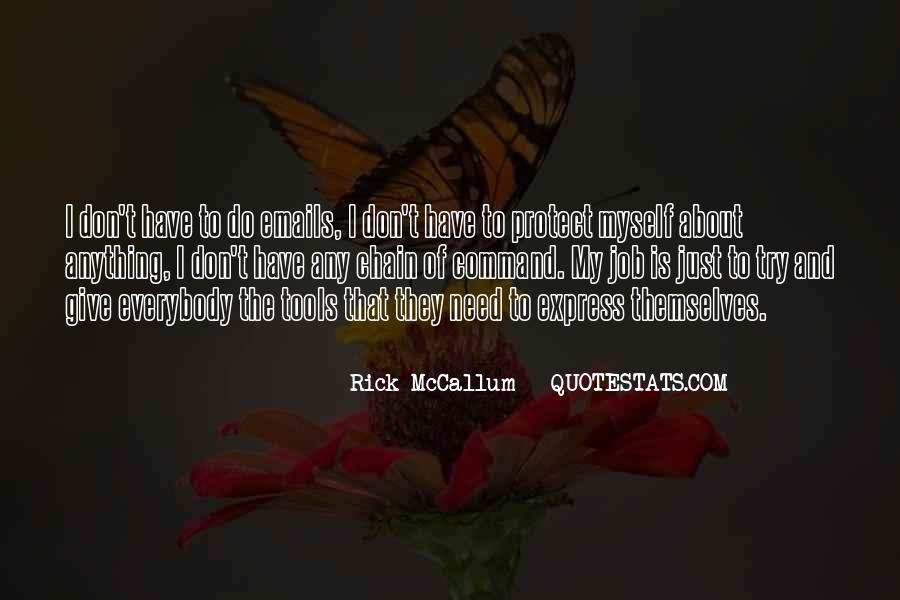 Rick McCallum Quotes #1599531
