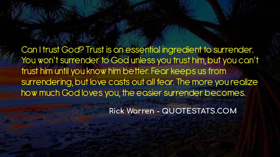 Rick Warren Quotes #1308676