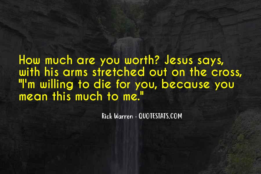 Rick Warren Quotes #1523736