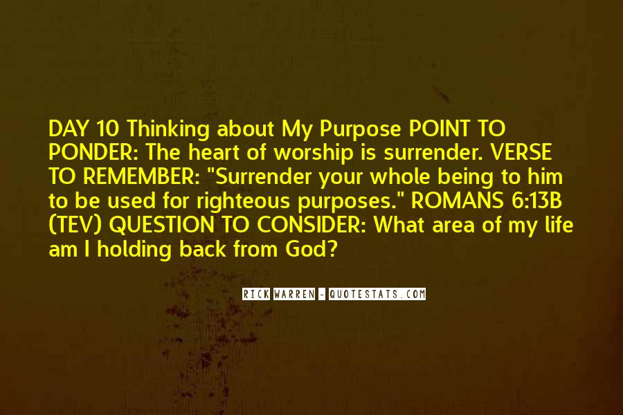 Rick Warren Quotes #1714