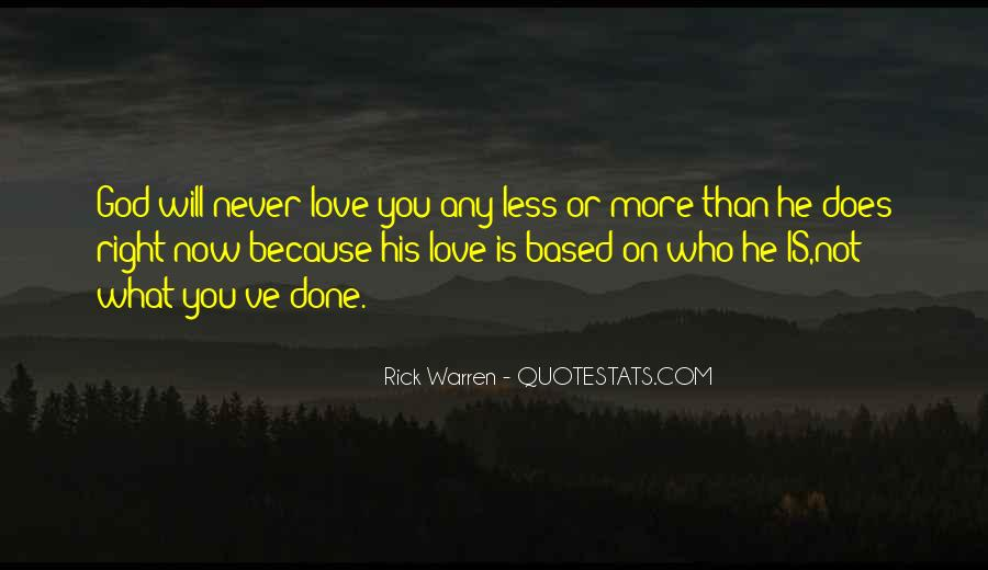 Rick Warren Quotes #1765004