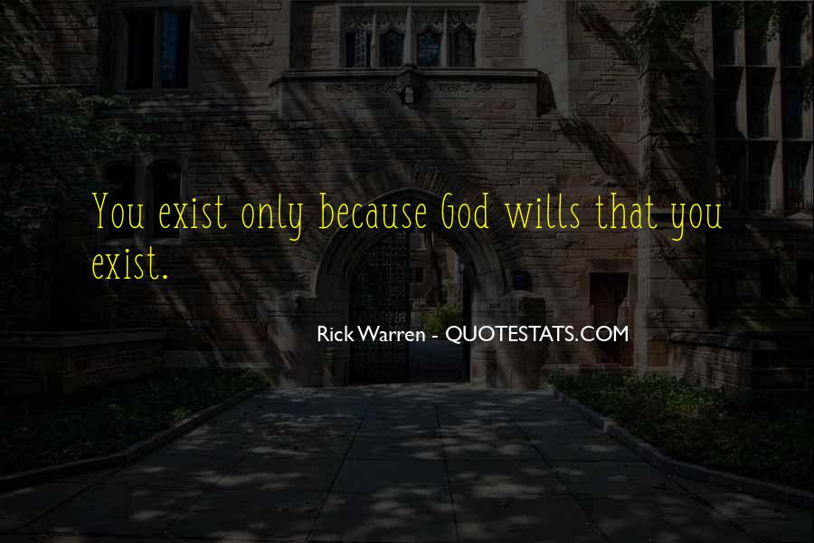 Rick Warren Quotes #1861186