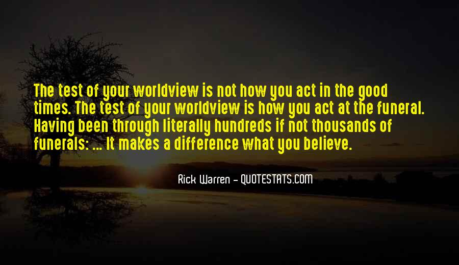 Rick Warren Quotes #260036