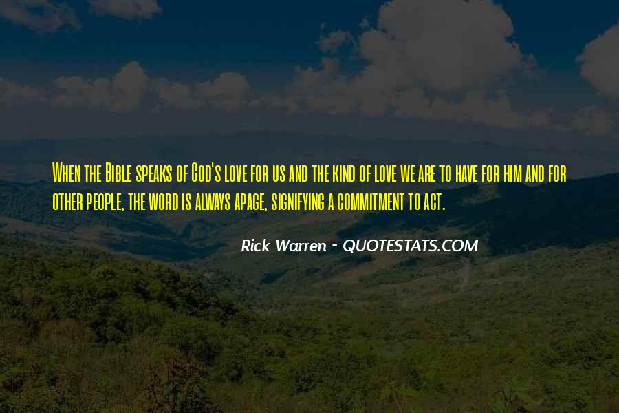 Rick Warren Quotes #342208