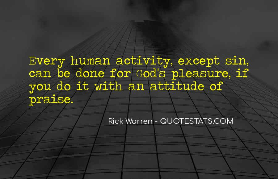 Rick Warren Quotes #526850