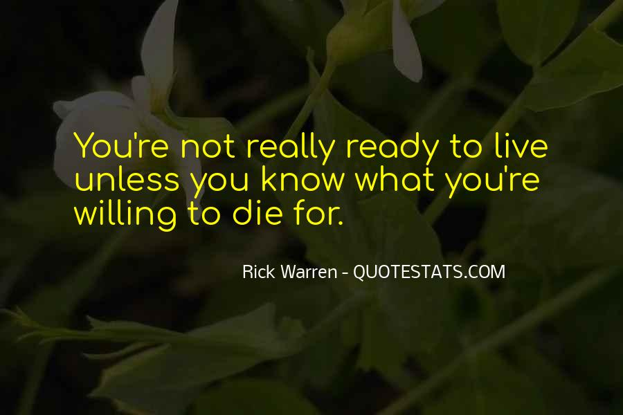 Rick Warren Quotes #565162