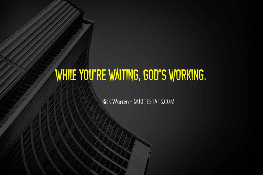 Rick Warren Quotes #589906