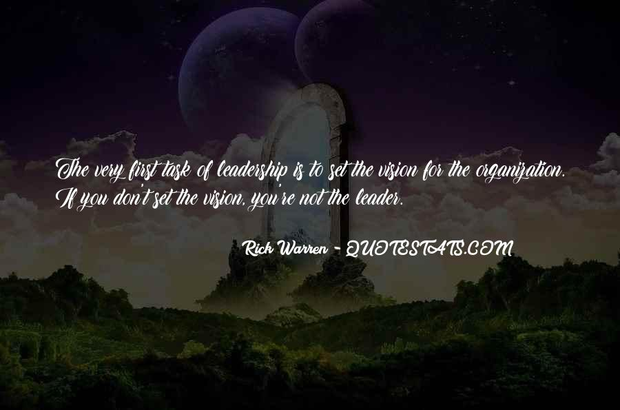 Rick Warren Quotes #74721