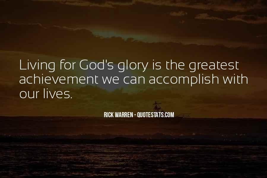 Rick Warren Quotes #78591