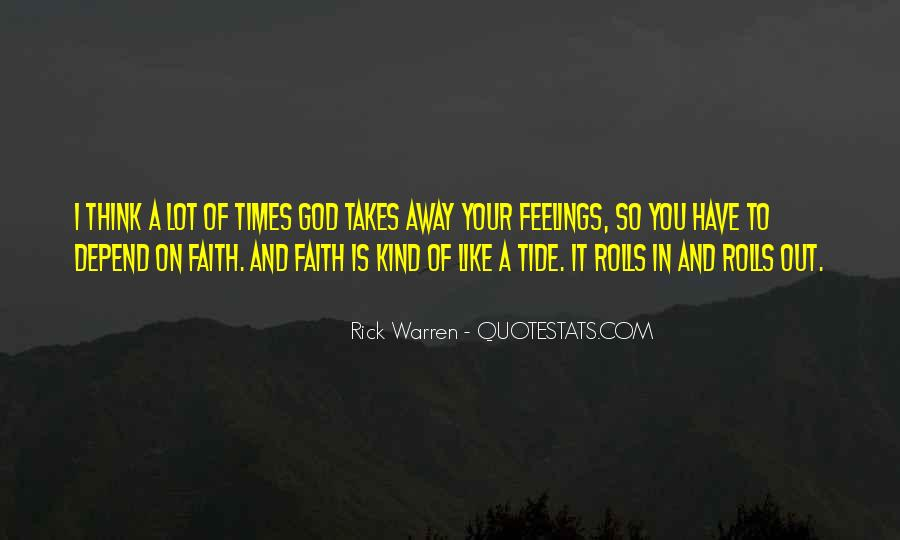 Rick Warren Quotes #788778