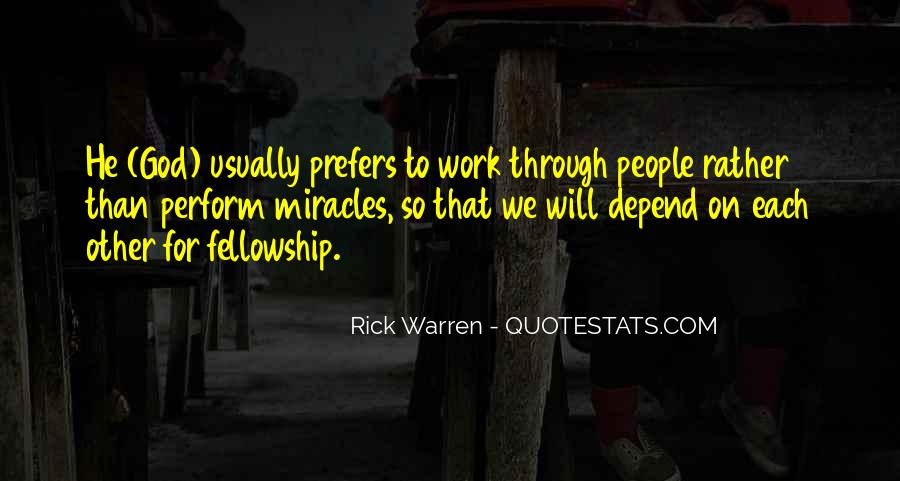 Rick Warren Quotes #848388