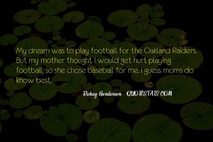 Rickey Henderson Quotes #1216197
