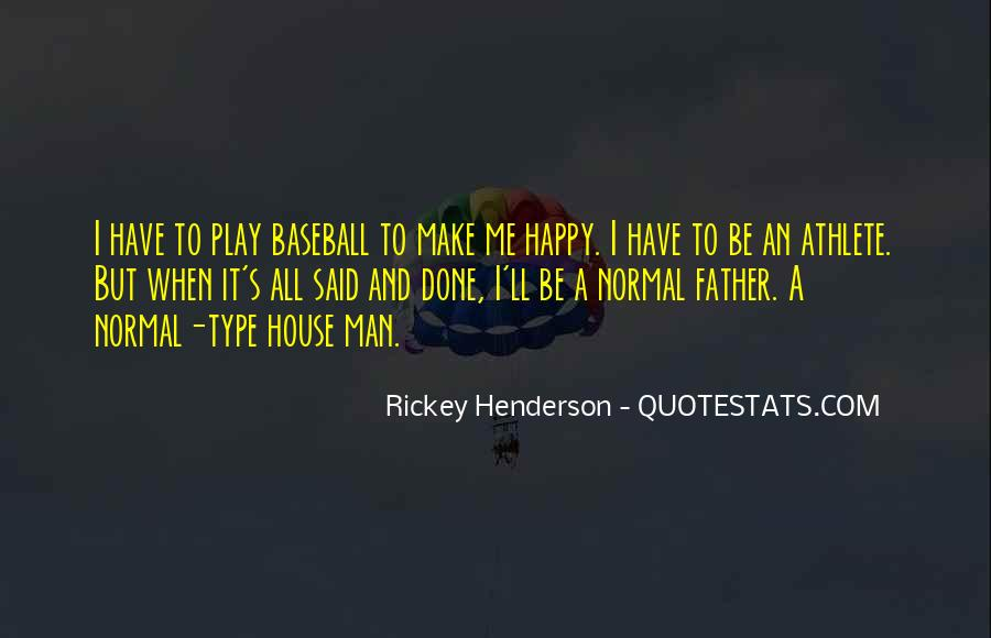 Rickey Henderson Quotes #1571233