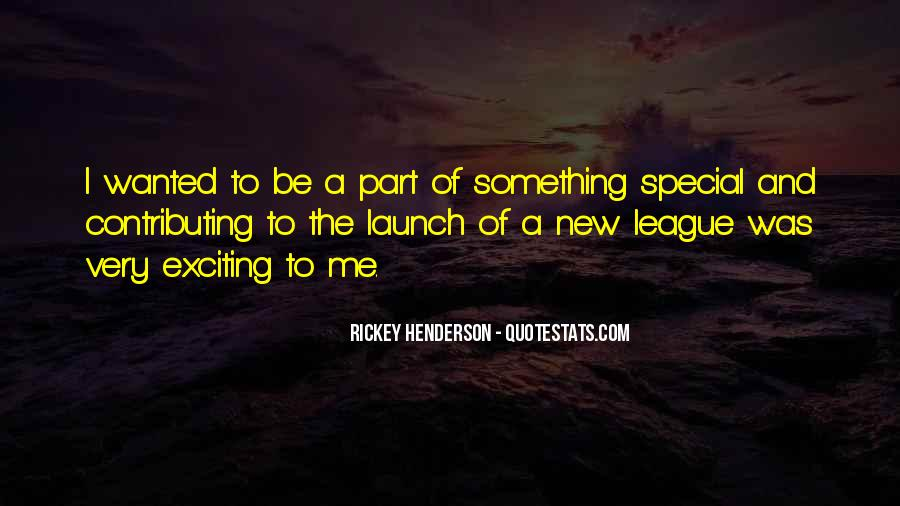 Rickey Henderson Quotes #1708815