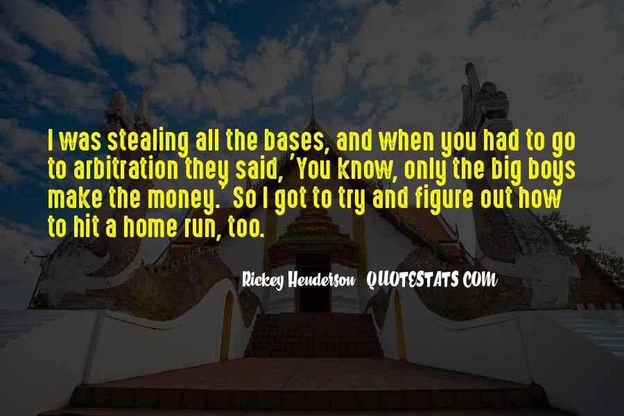 Rickey Henderson Quotes #1709763