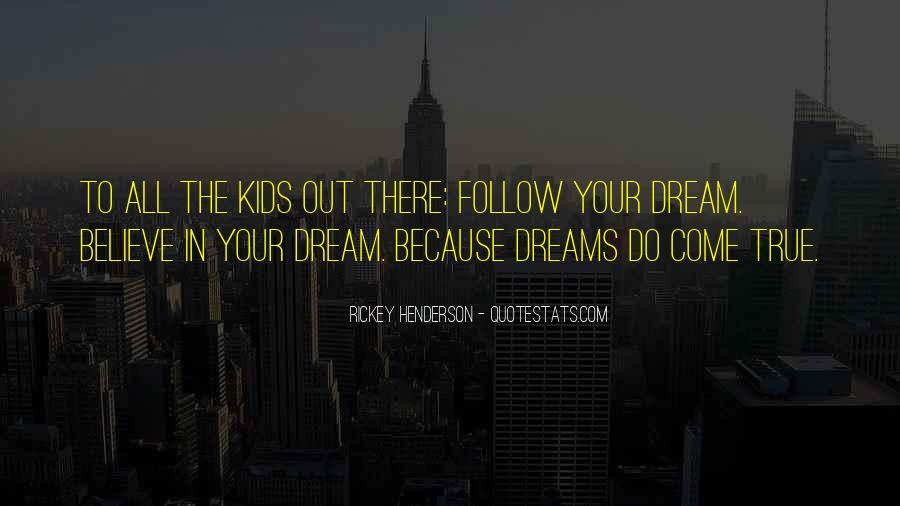 Rickey Henderson Quotes #172679